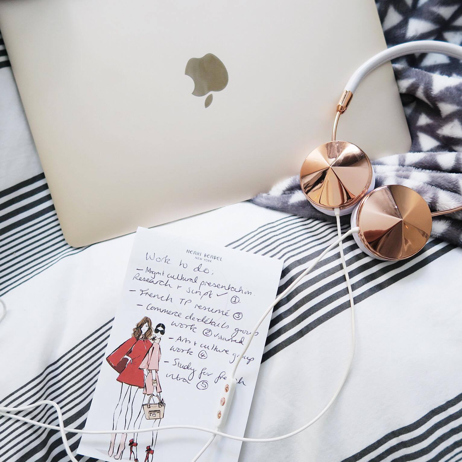 Studying inspiration