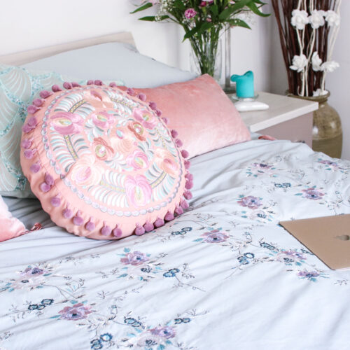 girly bedding autumn marks and spencer