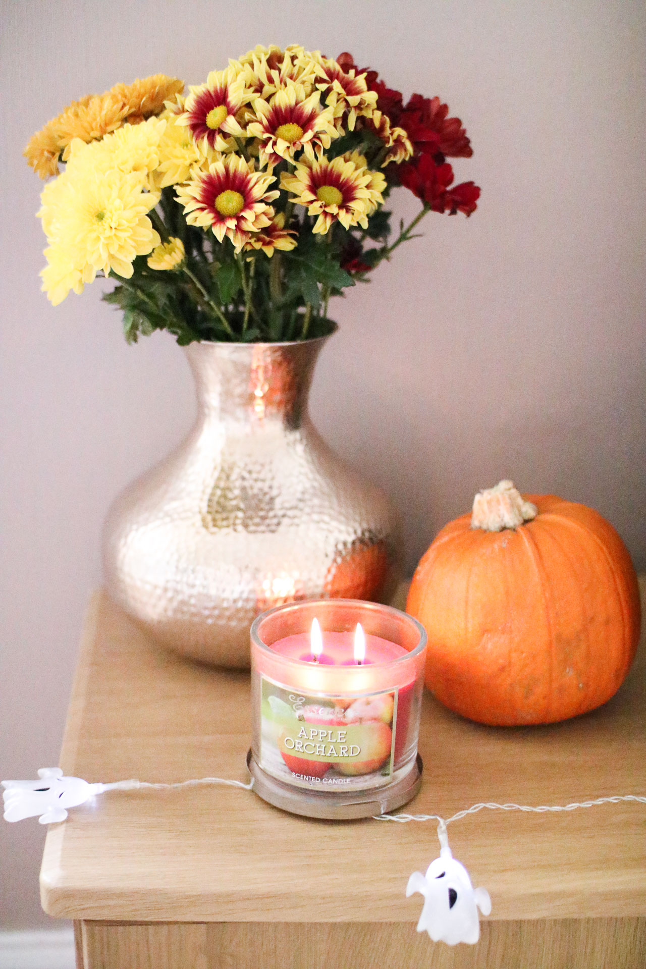 autumn fall decor interiors