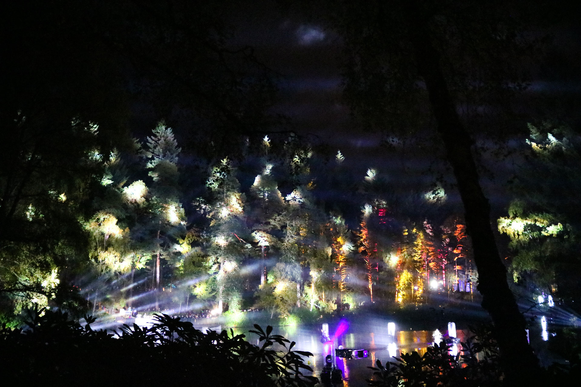 enchanted forest pitlochry