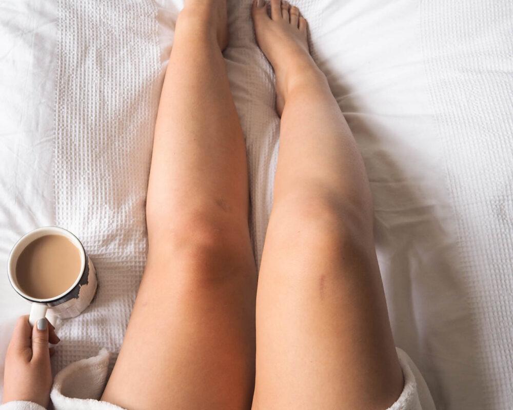 skinny tan review - fake tan, summer beauty essentials