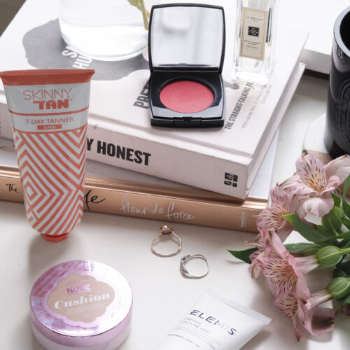 spring beauty update
