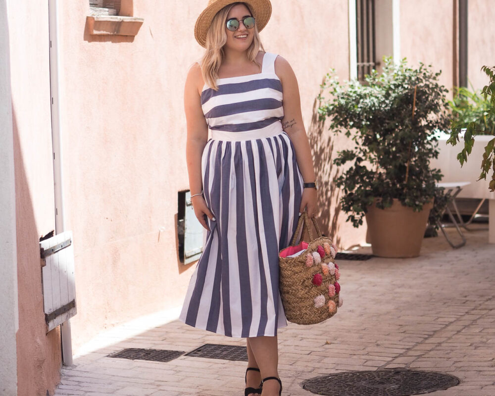 fashion blogging, in-between size