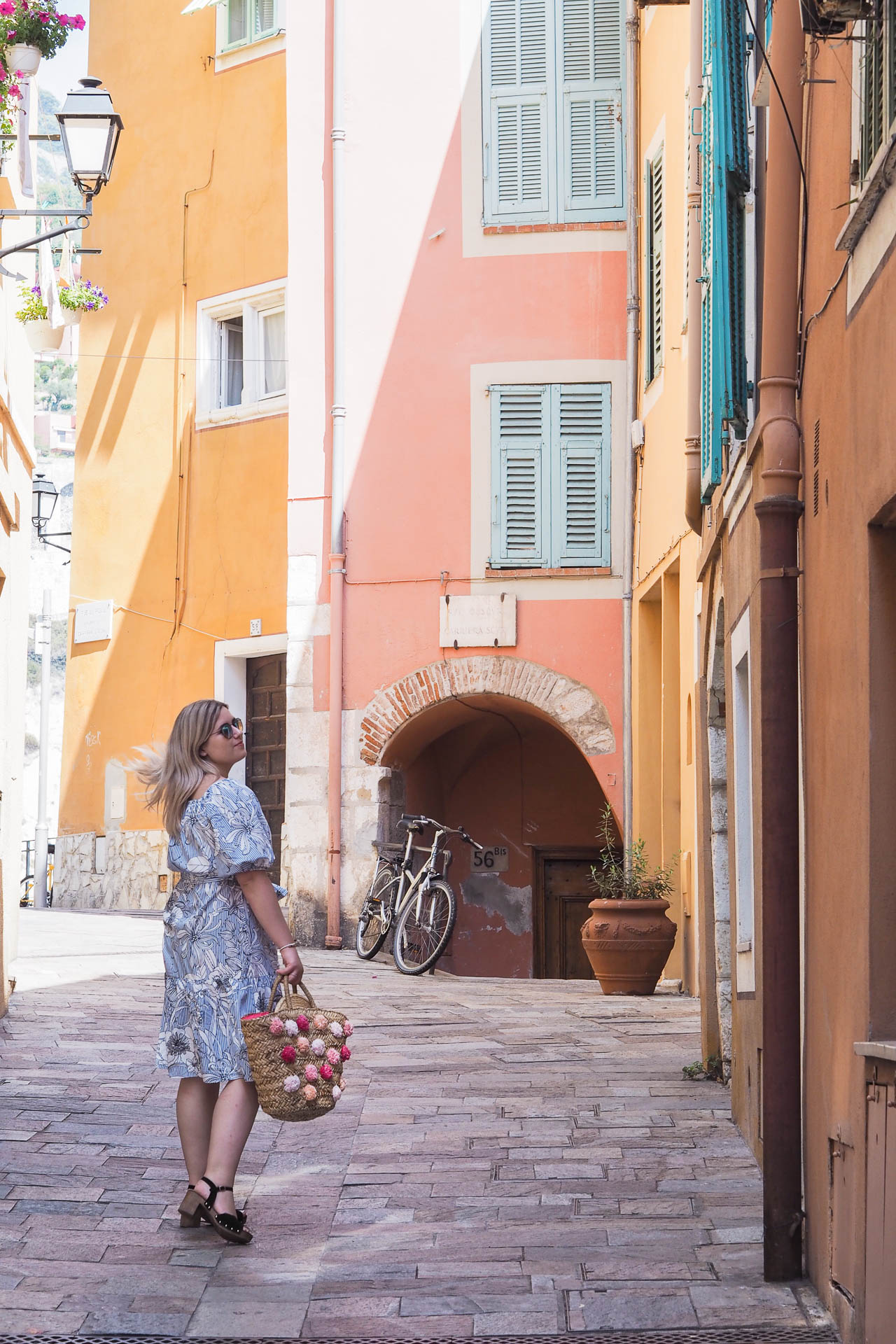 french riviera holiday, villefranche sur mer