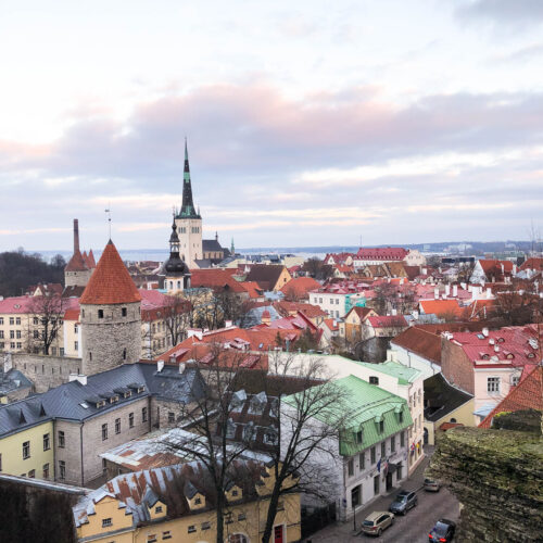 Tallinn travel guide - Estonia at Christmas