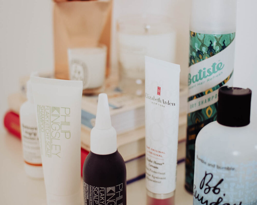 hair products for irritated scalp